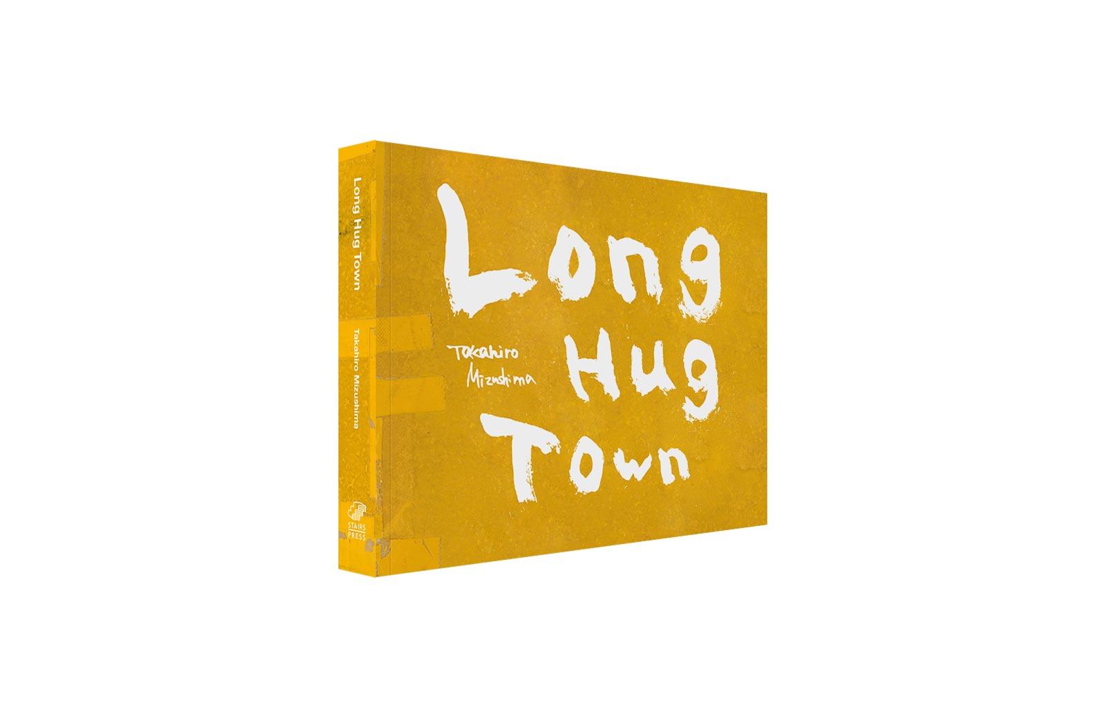 long hug town stairs press